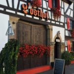 L'Osthof restaurant à Eckwersheim