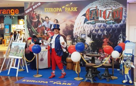 Europa Park sera présent à la Foire Européenne de Strasbourg