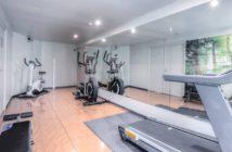 Logis Hôtel salle de fitness à Lille et Tourcoing