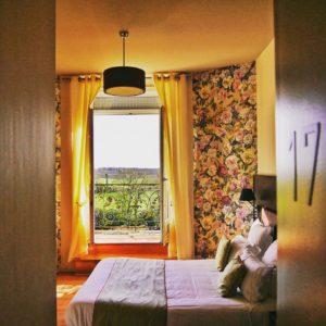 Découvrez les chambre spacieuses du Manoir de Kerhuel