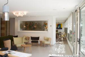 Mobilier et design contemporain au Ginkgo à Quimper