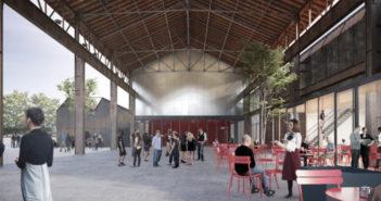 Heat nouveau Food Court Lyon