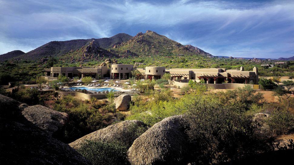 Hôtel de luxe le Boulders Resort & Spa en Arizona