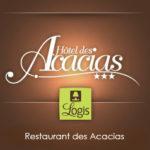 Logo Logis Hôtel Les Acacias