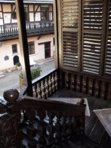 Hôtel Le Gouverneur en Alsace