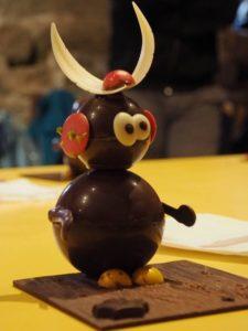 Atelier Chocolat pour les enfants par le maître chocolatier Jean-Yves Kermarec