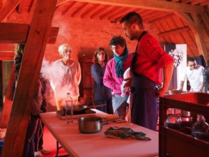 Festival du Château Gourmand : Benoît Le Corvez de la Brasserie Le Carré