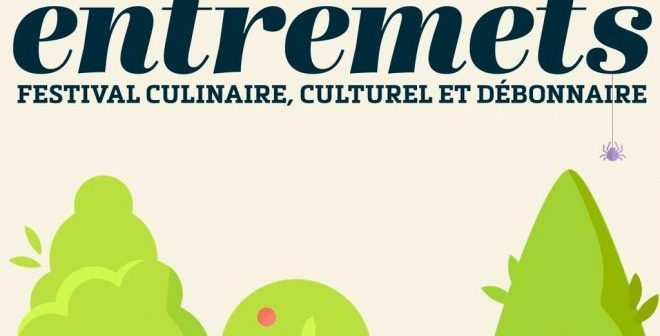 Affiche Festival Entremets 2018
