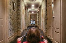 Couloir de l'Hôtel Le Stanley