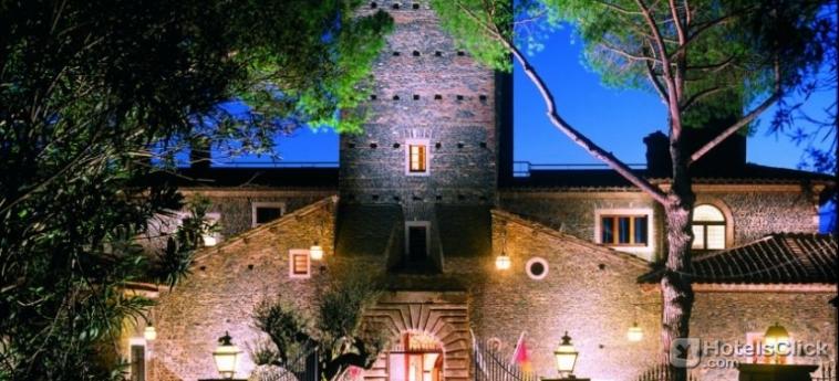 Photo de l'hôtel Castello della Castelluccia