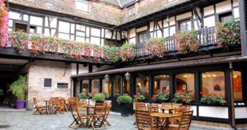 hotel le gouverneur à Obernai