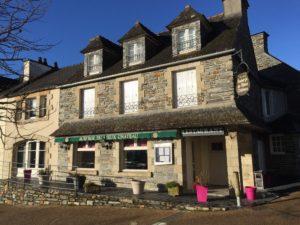 Auberge du Vieux Château cuisine traditionnelle