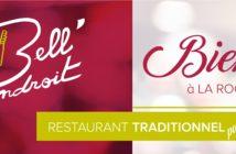 Restaurant Ô Bell'Endroit La Roche Sur Yon