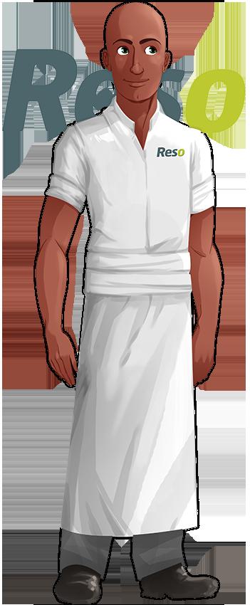 Tenue de travail du cuisinier reso france le blog for Emploi cuisinier