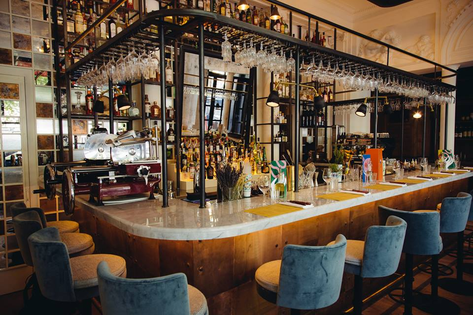 salle restaurant design