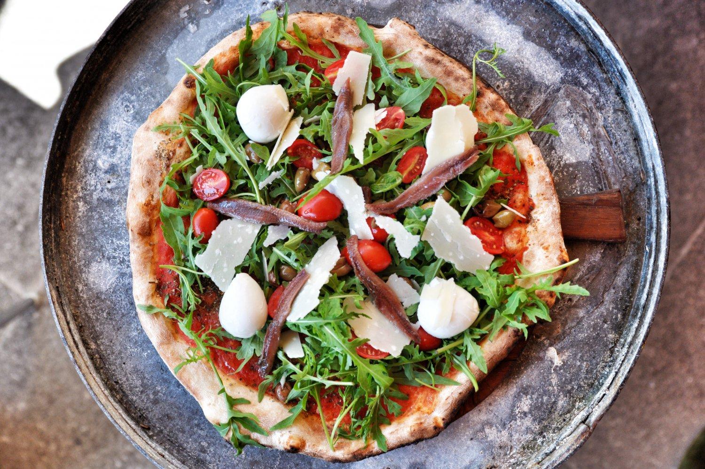idée recette pizza italienne