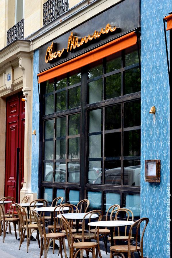 facade exterieure restaurant