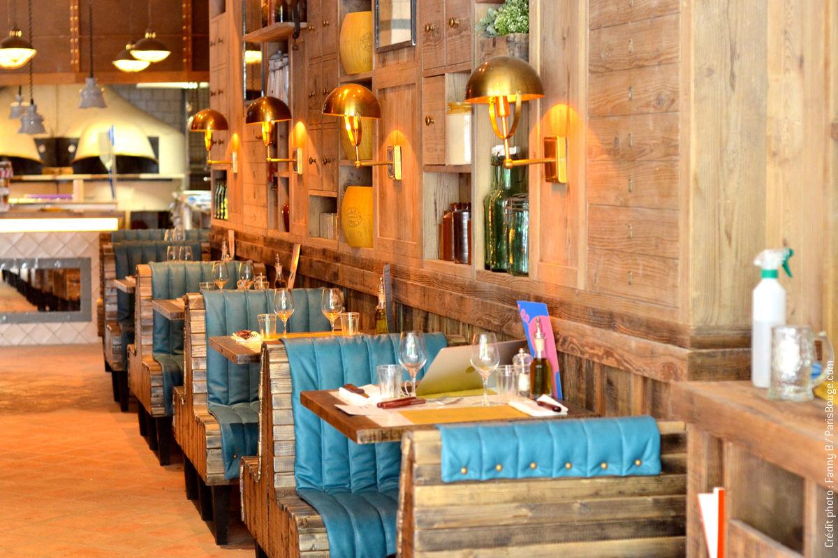 interieur restaurant design