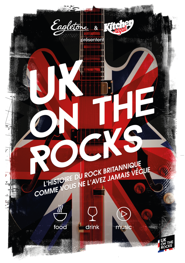 stereolux uk on the rocks