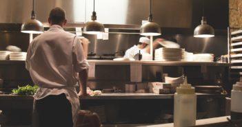 Ne cofondez plus les chefs Pierre Gagnaire et François Gagnaire : Cuisine de restaurant
