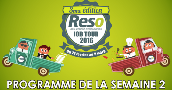 reso job tour 2016 semaine 2