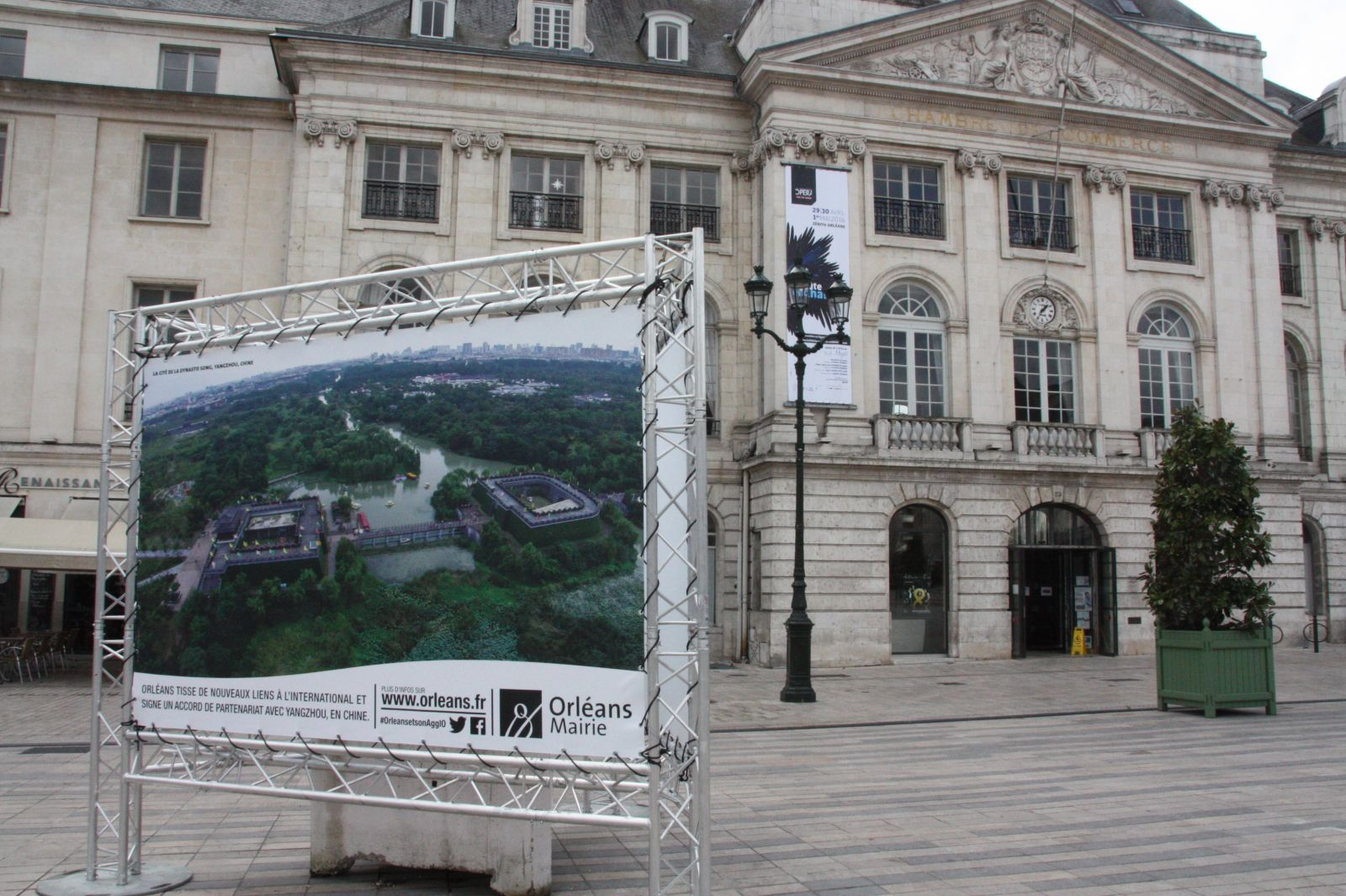 nouvel office de tourisme orléans