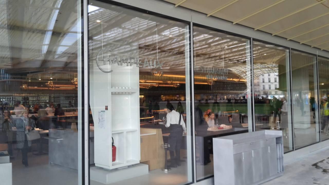 nouveau restaurant paris