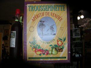 Spécialité Vendéenne : La Trouspinette