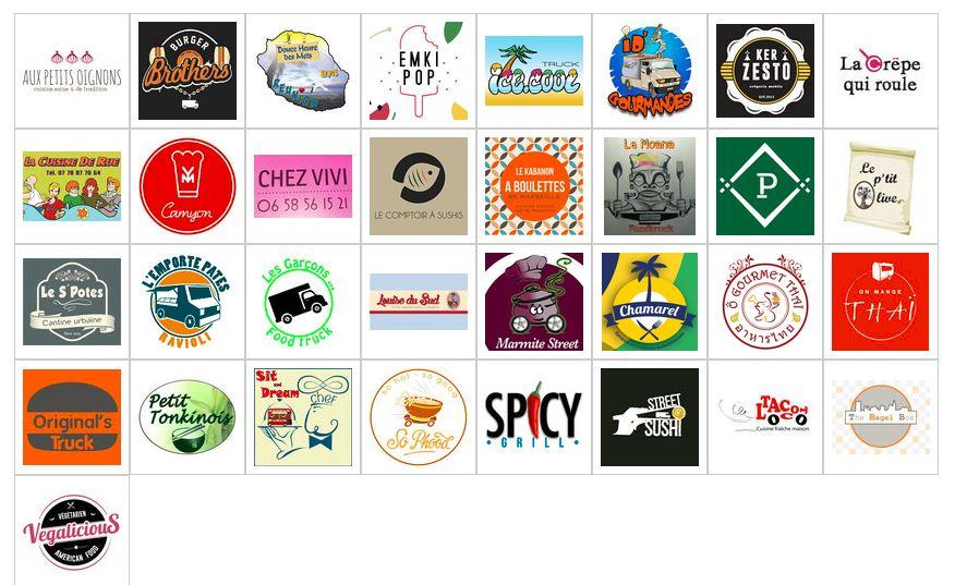 logo food trucks association
