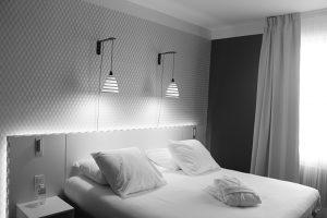 Chambre confort Mercure Brest