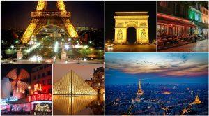 Ville de Paris : tourisme