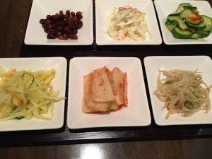 Kimchi : accompagnements coréens