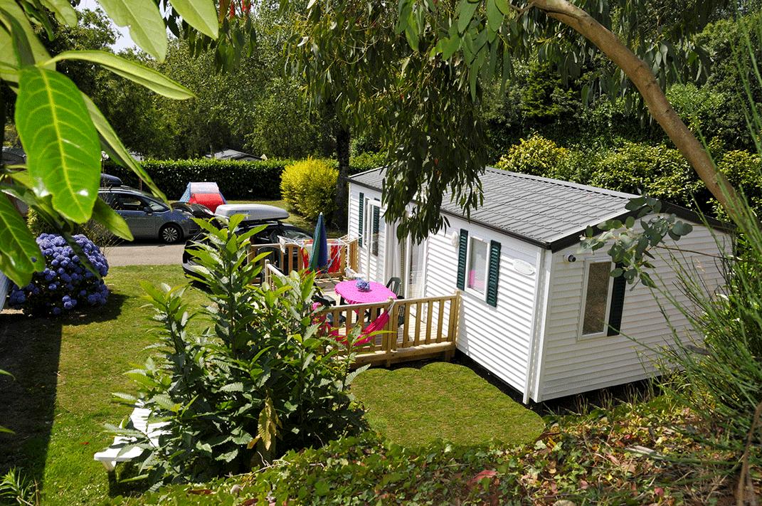 mobil-home camping de bel air