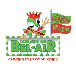 logo domaine de Bel Air Landudec
