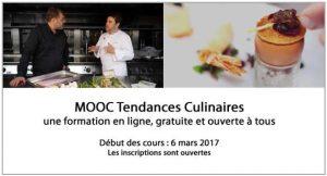 Ferrandi : Mooc Tendances culinaires