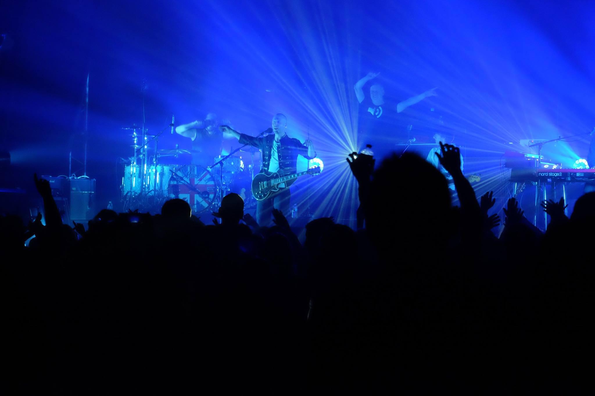 Concert du Groupe UK on the Rocks au Puy du Fou
