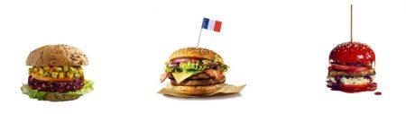 Burgers Toqués : catégories