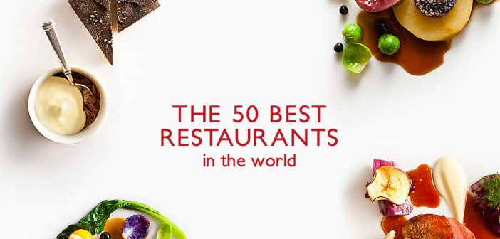 world's 50 best restaurants