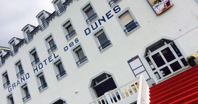 hotel des dunes de lesconil