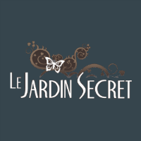 logo le jardin secret