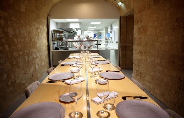 table d'hôtes philippe etchebest