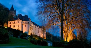 chateau de chissay