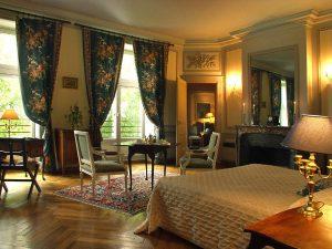 chambre chateau chissay