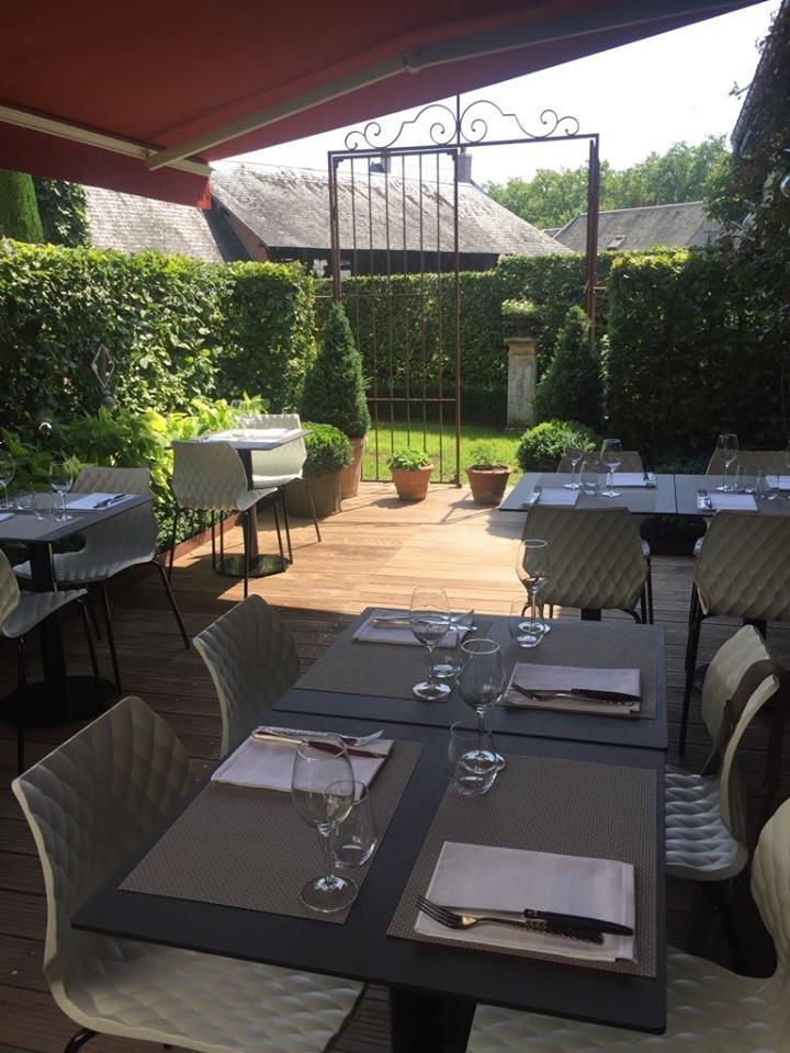 restaurant terrasse meung sur loire