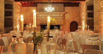 Le Dîner de Gala du Festival du Château Gourmand à Brélès