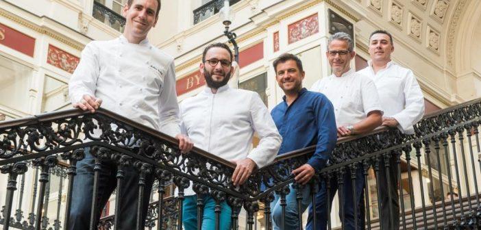 Les 5 chefs étoilés de Loire Atlantique