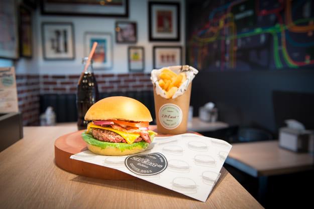 Burger 231 East Street Nantes