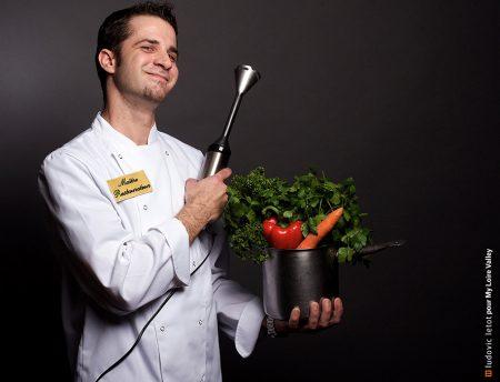 Olivier Foucret, Chef du restaurant Fleur de Sel