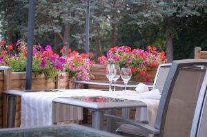 terrasse Fleur de Sel, restaurant bistronomique à Orléans