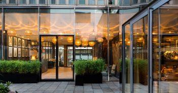 L'hôtel et restaurant L'Arbre Voyageur à Lille